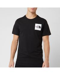 The North Face Short Sleeve Fine T-shirt - Black