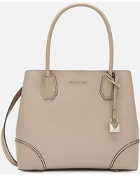 08583508222d MICHAEL Michael Kors - Mercer Gallery Medium Center Zip Tote Bag - Lyst