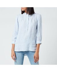 Barbour Dover Shirt - Blue