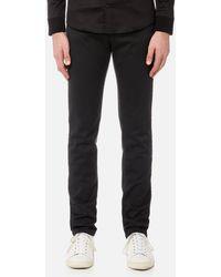 Versace - Slim 5 Pocket Jeans - Lyst