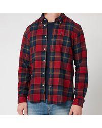 Barbour Tartan 9 Tailored Shirt