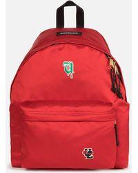 Eastpak X Undercover Padded Pak'r Satin Backpack - Red