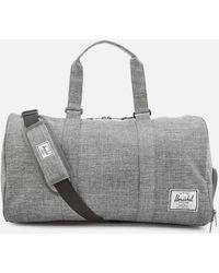 Herschel Supply Co. Novel Duffle Weekend Bag - Gray