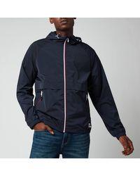 Superdry Code Sport Lightweight Jacket - Blue