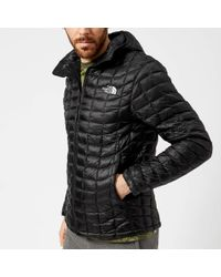 The North Face - Thermoball Hoodie Jacket - Lyst