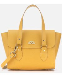 Cambridge Satchel Company Small Emily Tote Bag - Yellow