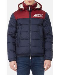 Superdry - Mountain Mark Sherpa Coat - Lyst