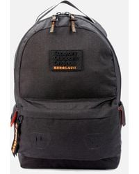 Superdry Hollow Montana Backpack - Black
