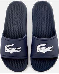 Lacoste - Croco Slide 119 1 Sandals - Lyst