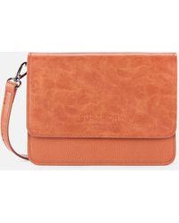 Superdry Evey Cross Body Bag - Orange