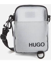 HUGO Cyber Zip Pouch - Multicolour