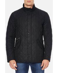 Barbour - Chelsea Sportsquilt Coat - Lyst