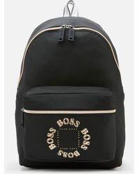 BOSS by Hugo Boss Pixel Tl Backpack - Black