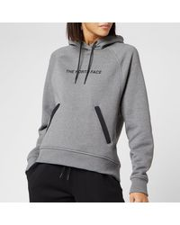 The North Face Nse Graphic Pull Over Hoody - Gray