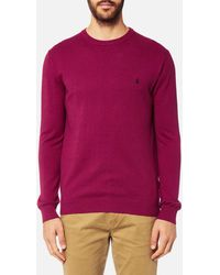 Joules - Crew Neck Jumper - Lyst