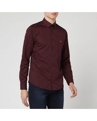 BOSS Boss Mypop Shirt - Red