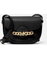 MICHAEL Michael Kors Hally Crossbody Bag - Black