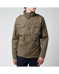 Superdry Classic Rookie Jacket - Green