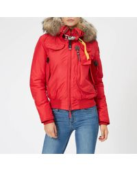 Parajumpers Gobi Masterpiece Coat - Red