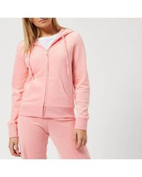 Juicy Couture - Track Velour Robertson Jacket - Lyst