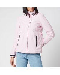 Superdry Hurricane Coat - Pink