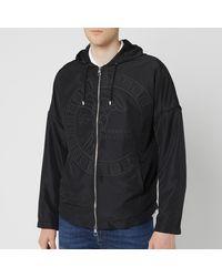 Versace Hooded Medusa Jacket