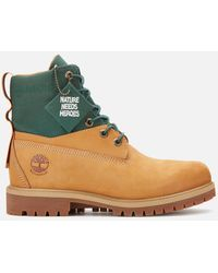 Timberland 6 Inch Waterproof Sustainable Treadlight Boots - Brown