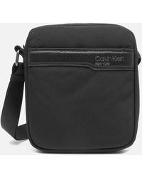 Calvin Klein Reporter Bag - Black