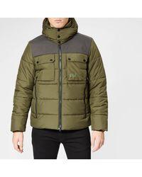 Jack Wolfskin High Range Jacket - Green