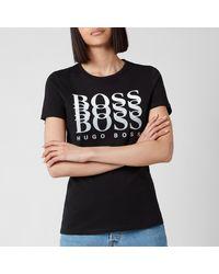 BOSS by Hugo Boss Boss Eloga1 T-shirt - Black