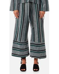 House Of Sunny - Fit And Flare Culottes - Lyst