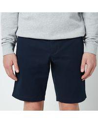 Tommy Hilfiger Brooklyn Light Twill Shorts - Blue