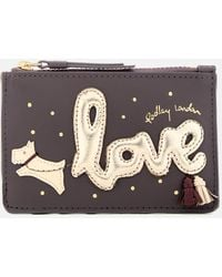 Radley - Love Is In The Air Small Purse Zip Top - Lyst