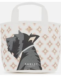 Radley Vintage Crook Bag - Multicolour