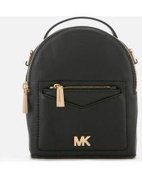 MICHAEL Michael Kors - Jessa Extra Small Convertible Backpack - Lyst