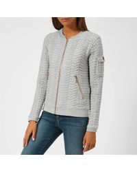 Barbour - Blyton Sweatshirt - Lyst