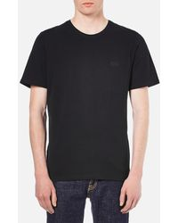 BOSS Crew Neck Small Logo T-shirt - Black