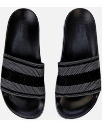 Ted Baker Danoup Slide Sandals - Black