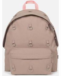 Eastpak X Raf Simons Loop Padded Pak'r Backpack - Multicolour