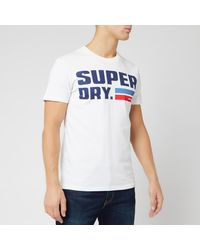 Superdry - Nyc T-shirt - Lyst