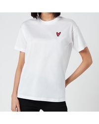BOSS by HUGO BOSS Boss Elenas T-shirt - White