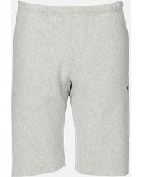 Champion Sweat Shorts - Gray