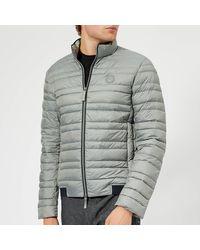 Armani Exchange Down Jacket - Grey
