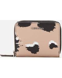 Calvin Klein Assorted Medium Wallet - Multicolour