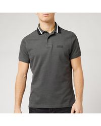 Barbour Diode Polo Shirt - Gray
