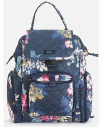 Joules Dinky Backpack - Blue