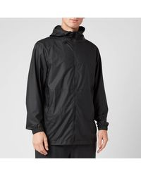 Rains Mover Ultralight Jacket - Black