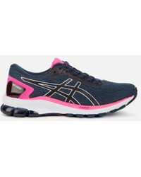Asics Running Gt-1000 9 Sneakers - Blue