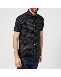 Barbour - Men's Rory Short Sleeve Shirt - Lyst