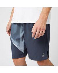 Reebok Speedwick Speed Shorts - Blue